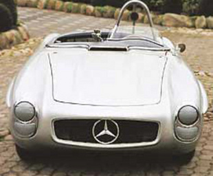 MERCEDES 300 SL roadster - La collection Rolf Meyer   - Page 1.com