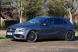 MERCEDES AMG A 45 4Matic