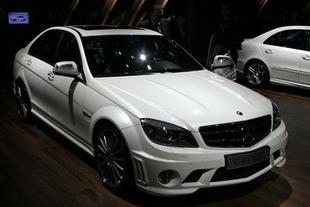 MERCEDES C63 AMG - .com