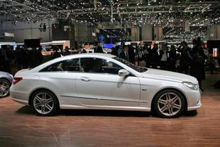 Mercedes classe e coup - Mercedes classe e coupe 350 cdi ...