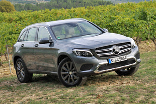Essai MERCEDES GLC 220 d 4matic