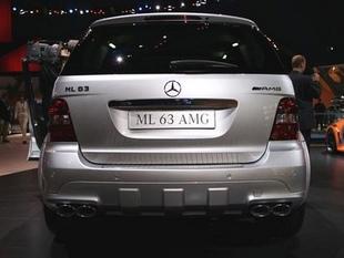 MERCEDES ML 63 AMG - Salon de Francfort 2005.com