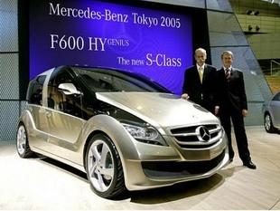 MERCEDES F600 Hygenius - Salon de Tokyo 2005.com