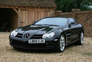 MERCEDES SLR McLaren - Bonhams au Goodwood Festival of Speed  .com