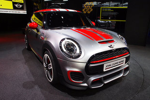 MINI John Cooper Works Concept - Salon de Detroit 2014.com