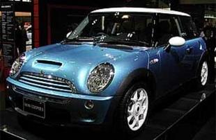 MINI Cooper S - Salon de Tokyo 2001.com