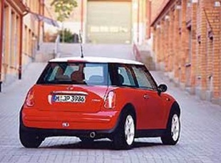 MINI Cooper - Mondial de Paris 2000.com
