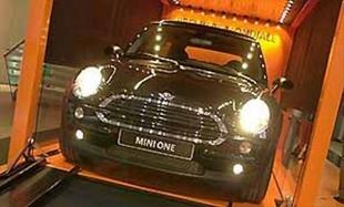 MINI One - Salon de Genève 2001.com