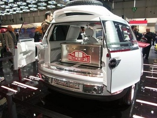 MINI Traveller Geneva