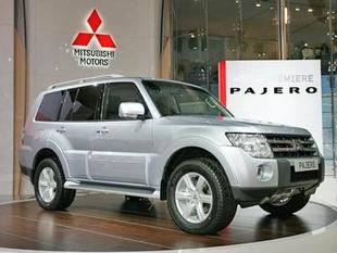 MITSUBISHI Pajero - Mondial de l'automobile 2006.com