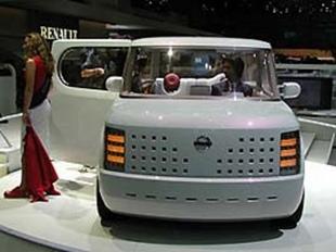 NISSAN Chappo - Salon de Genève 2001.com