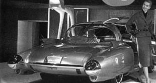 OLDSMOBILE Golden Rocket - Les concept cars de la General Motors   - Page 2.com