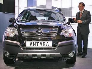 OPEL Antara - Mondial de l'automobile 2006.com
