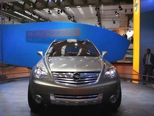 OPEL Antara GTC - Salon de Francfort 2005.com
