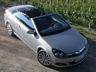 OPEL Astra Twin Top 1.8 Twinport