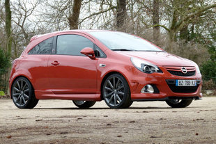 OPEL Corsa OPC Nürburgring Edition