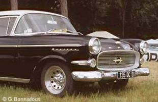 OPEL Kapitän 1958 - Grand Prix de l'Age d'Or 2004   - Page 1.com