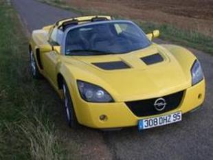 Essai OPEL Speedster Turbo