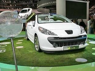 PEUGEOT 207 Epure - Mondial de l'automobile 2006.com