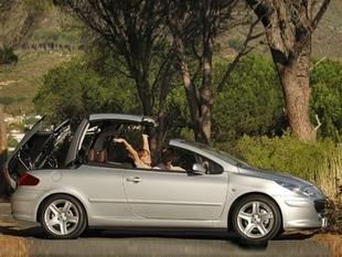 PEUGEOT 307 CC - Quel coupé-cabriolet 4 places choisir ?   - Page 1.com