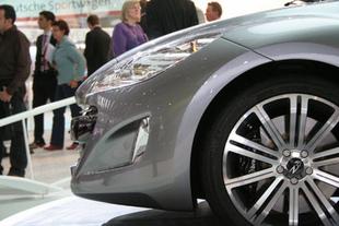 PEUGEOT 308 RC Z - Concept-cars 2007 : Retour vers le futur  .com