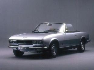 Acheter une PEUGEOT 504 Cabriolet (1969-1983) - guide d'achat