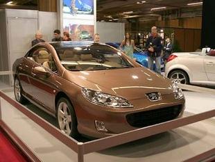 PEUGEOT Heuliez Macarena - Salon du Cabriolet et du Coupé 2006.com