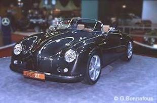 PGO Speedster II - Salon du Cabriolet & du Coupé 2001.com