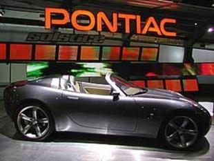 PONTIAC Solstice concept - Salon de Detroit 2002.com