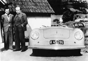 PORSCHE 356 - Saga Porsche   - Page 1.com