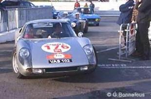 PORSCHE 904 GTS - Tour Auto 2001   - Page 1.com