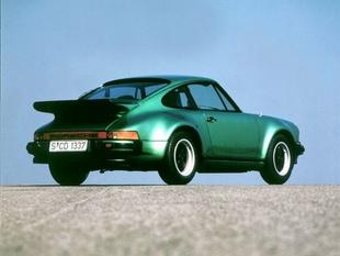 PORSCHE 911 Turbo type 930 - L'effet turbo Porsche 60 ans de désir  .com