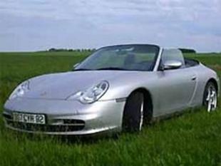 Essai PORSCHE 911 Carrera cabriolet