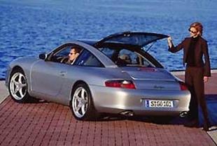 PORSCHE 911 Targa - Salon de Francfort 2001.com