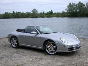 Essai PORSCHE 911 (997) Cabriolet