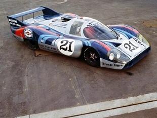 PORSCHE 917 LH 4,9 Litres - Rétromobile 2007.com