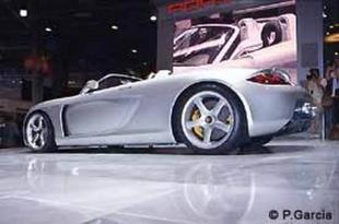 PORSCHE Carrera GT - Saga Porsche   - Page 1.com