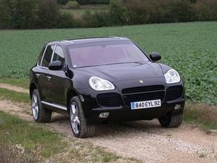 Essai PORSCHE Cayenne Turbo S