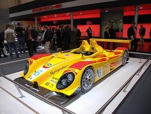 PORSCHE RS Spyder - Salon de Genève 2007.com