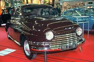 RENAULT Projet 108 - Rétromobile 2005.com