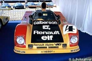 RENAULT Alpine A 443 - Le Mans Classic 2004   - Page 1.com