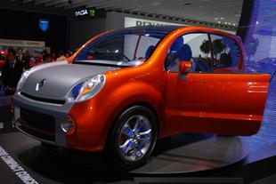 RENAULT Kangoo Compact Concept - Salon de Francfort 2007.com