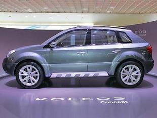 RENAULT Koleos - Mondial de l'automobile 2006.com