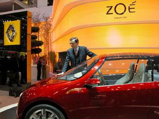 RENAULT Zoé - Salon de Genève 2005.com