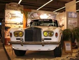 ROLLS-ROYCE Paris-Dakar 1981 - Rétromobile 2006.com