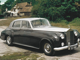 ROLLS ROYCE Silver Cloud - Saga Rolls-Royce   - Page 1.com
