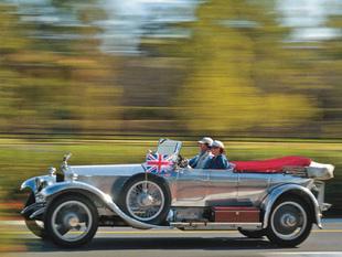 ROLLS ROYCE Silver Ghost - Saga Rolls-Royce   - Page 1.com