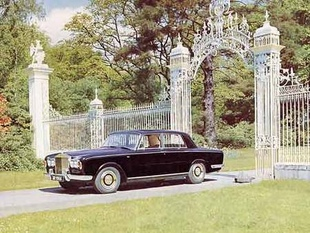 ROLLS-ROYCE Silver Shadow (1965- )