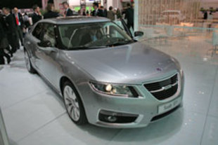 Salon de Francfort 2009 : SAAB 9-5