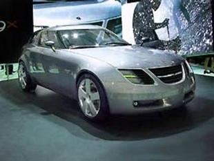 SAAB 9X - Salon de Francfort 2001.com
